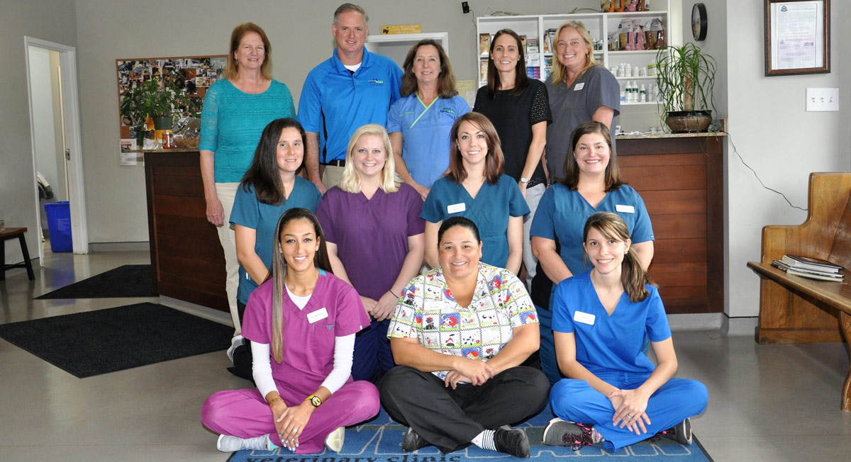 Our Team River Bank Veterinary Clinic